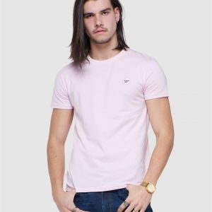 Superdry Collective Tee Montauk Pink