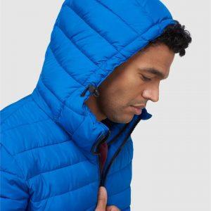 Superdry Hooded Fuji Jacket Royal