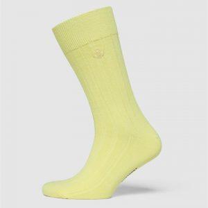 Superdry Casual Rib Sock Lime Tonic