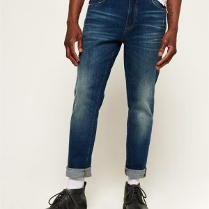Superdry Taper Conor   L32 Berkeley Blue Used