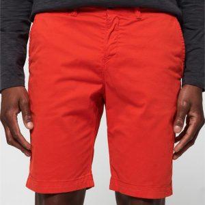 Superdry International Slim Chino Short Moorside Orange