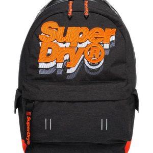 Superdry Jacky Montana Dark Marle/Hazard Orange
