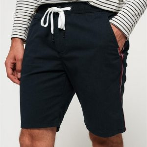 Superdry Sunscorched Short Navy Micro Dot