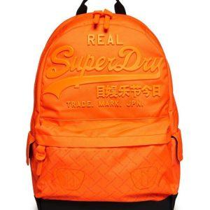 Superdry Premium Goods Backpack Orange