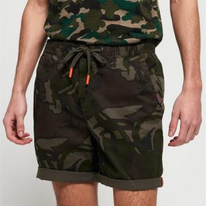 Superdry Sunscorched Short Forest Outline Camo
