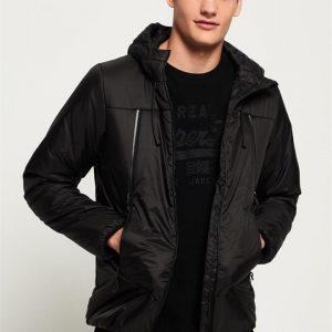 Superdry Casey Padded Jacket Black