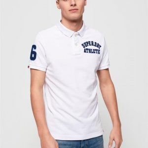 Superdry Classic Superstate Pique Polo Optic