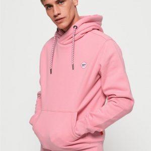 Superdry Collective Hood Prep Pink