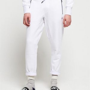 Superdry Collective Jogger Optic White
