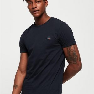 Superdry Collective S/S Tee Box Navy