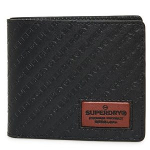 Superdry Badgeman Aop Wallet Black