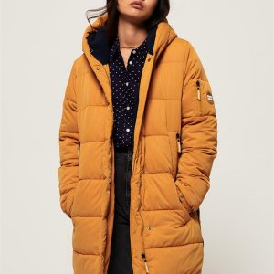 Superdry Sphere Padded Ultimate Spectra Yellow