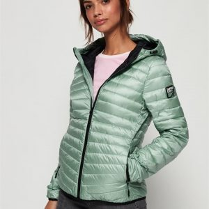 Superdry Hyper Core Down Jacket Powder Turquoise