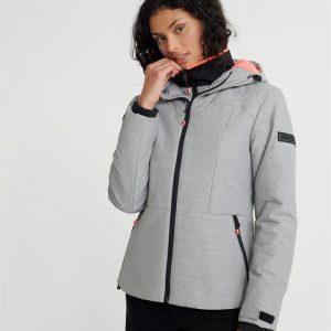Superdry Aeon Jacket Grey