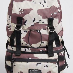 Superdry Nevada Pack Away Backpack Camo