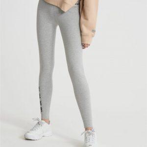 Superdry Portland Legging Grey Marle