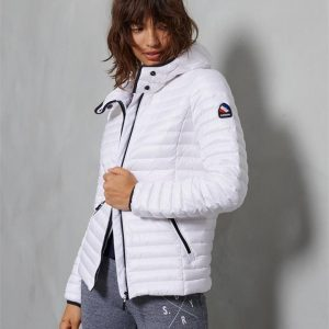 Superdry Core Down White