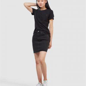 Superdry Orange Label Tshirt Ns Black
