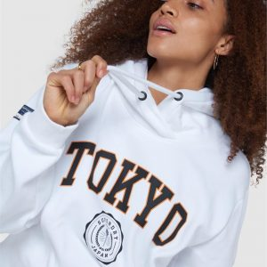 Superdry City College Os Hood 190320 Optic