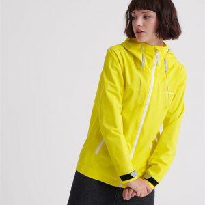 Superdry Harpa Waterproof Yellow