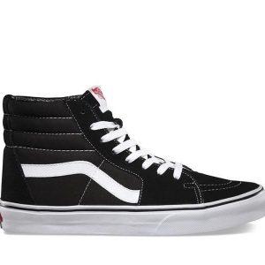 Vans Vans SK8-Hi Black Black & White