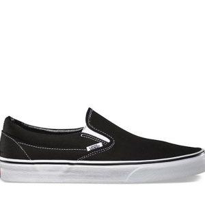 Vans Vans Classic Slip-Ons Black