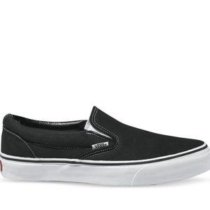 Vans Vans Kids Classic Slip-On Black & True White