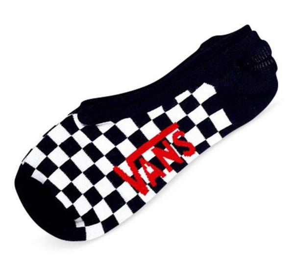 Vans Vans Checkerboard SuperNo Show Socks Checkerboard