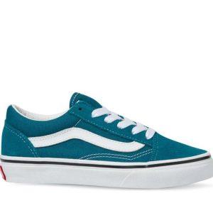 Vans Vans Kids Old Skool Blue Coral & True White
