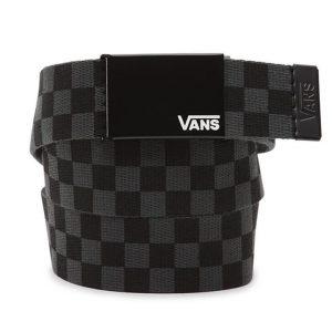 Vans Vans DEPPSTER II WEB BELT BLK-CHAR Black-Charcoal