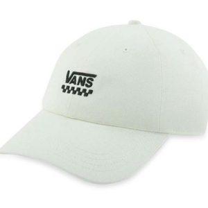 Vans Vans Court Side Hat Marshmallow-Black