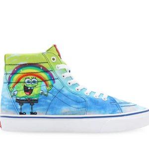 Vans Vans Vans X SpongeBob Sk8-Hi Imaginaaation