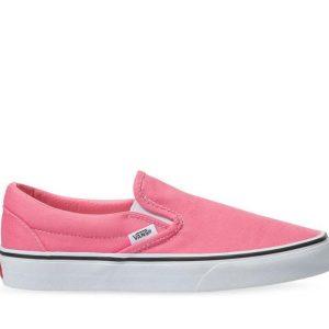 Vans Vans Classic Slip-On Pink Lemonade Pink Lemonade & True White