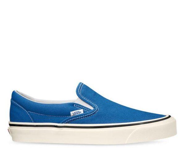 Vans Vans Anaheim Factory Classic Slip-On 98 DX Og Blue