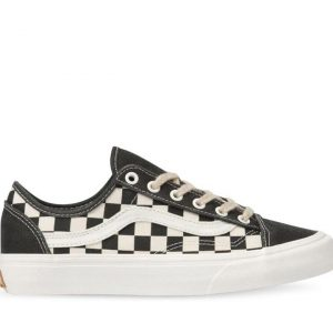 Vans Vans Eco Theory Style 36 Decon SF Black Checkerboard & Marshmallow
