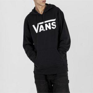 Vans Vans Vans Classic Hoodie II Black & White