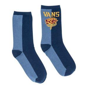 Vans Vans Ticker Sock 6.5-10 1pk Dress Blues