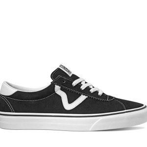 Vans Vans VANS SPORT  BLACK (Suede) Black