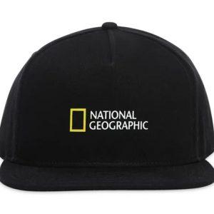 Vans Vans Vans X Nat Geo Snapback Black