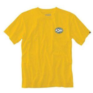 Vans Vans Wall Slide T-Shirt Lemon Chrome