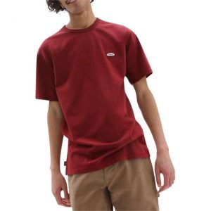 Vans Vans Off The Wall Color Multiplier T-Shirt Pomegranate