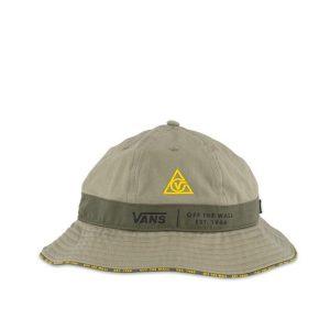 Vans Vans Sixtysix Bucket Hat Vetiver