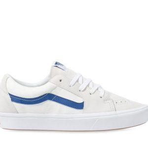 Vans Vans COMFYCUSH SK8-LOW Blanc & True Blue