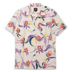 Vans Vans Vans X Chris Johanson Shirt Johanson Floral