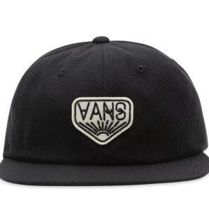 Vans Vans Dr Vintage Unstructured Hat Black