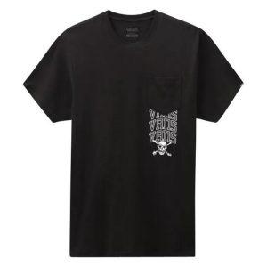 Vans Vans New Varsity Pocket T-Shirt Black