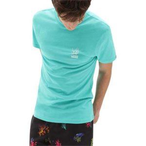 Vans Vans Reality Coral T-Shirt Waterfall
