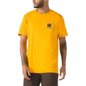 Vans Vans Frequency T-Shirt Saffron