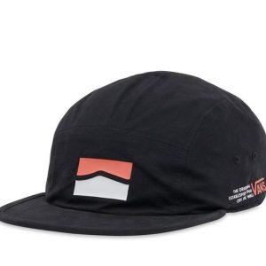 Vans Vans DNA Camper Hat Black