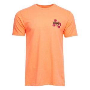 Vans Vans LEI'D To Rest T-Shirt Fusion Coral
